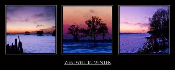 Westwell In Winter by gvet