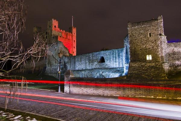 Castle of Light by gvet