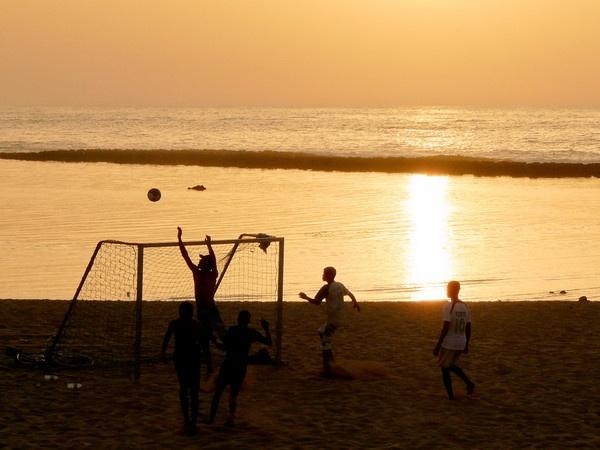 beach football by DitoInacio