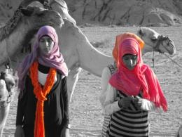 Bedouin Princesses