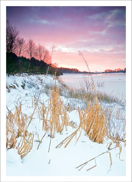 Ogden Reservoir by petejeff