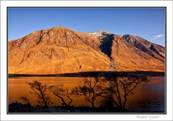 Warm Light... by Scottishlandscapes