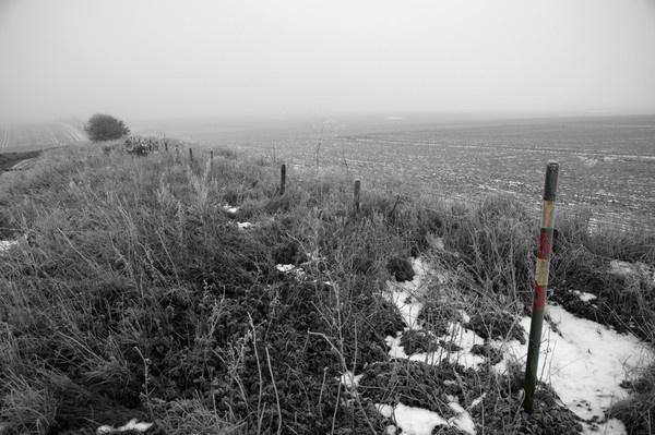 Salisbury Plain Frosting by IainHamer