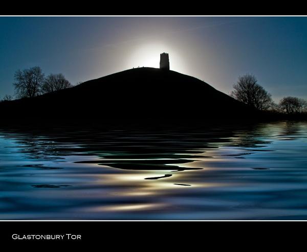 Glastonbury Tor by DiegoDesigns
