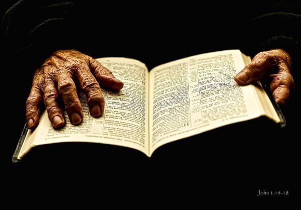 John 1:14-18 by BURNBLUE