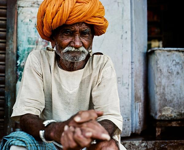 Bundi Man by BURNBLUE