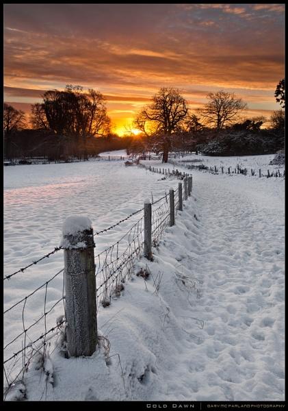 Cold Dawn by garymcparland