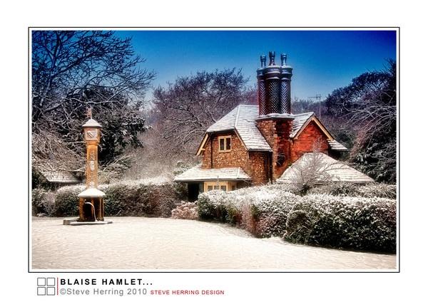 Blaise Hamlet. by sherring