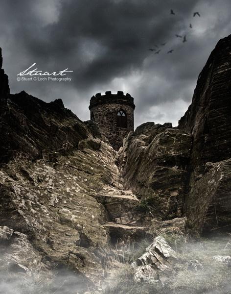 Bradgate Tower - Stuart G Loch Photography by StuartGLoch
