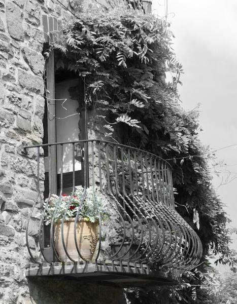 Balcony by Willmer