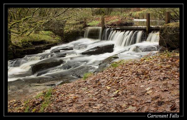 Garwnant Falls by jjmorgan36