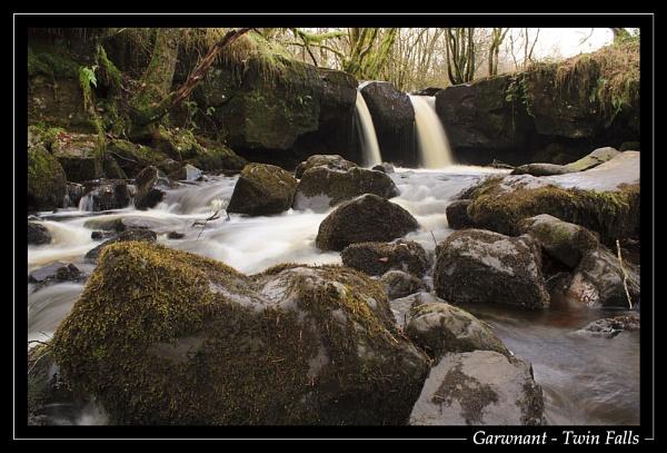 Garwnant - Twin Falls by jjmorgan36