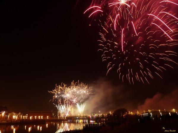 Fireworks by addy