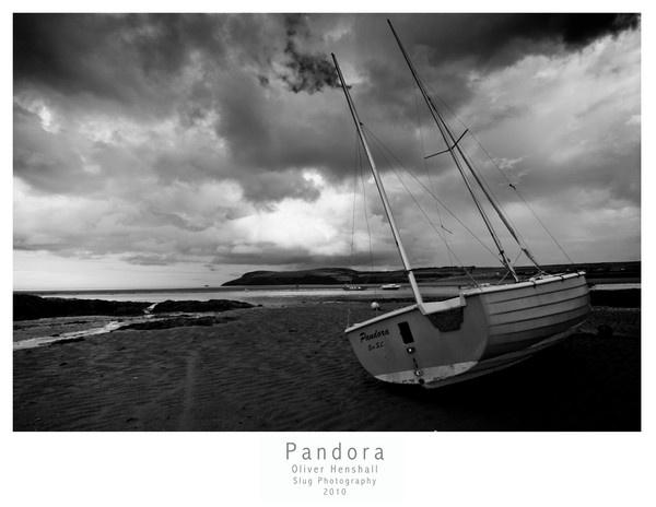 Pandora by Henshall