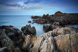 Vazon Bay Guernsey