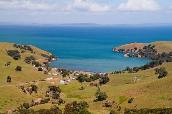 Kirita Bay, Coromandel, New Zealand by Dukie