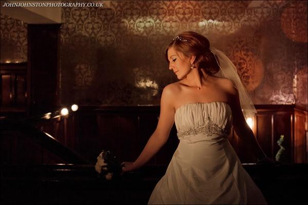 Bride by JohnJohnstonPhotography