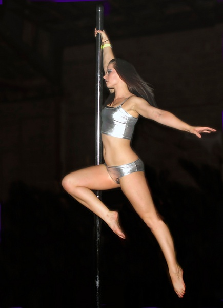 Pole Dancer (rework) by bigredtim