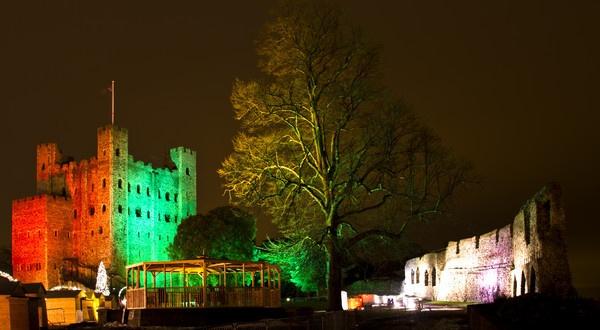 Castle Walls by gvet