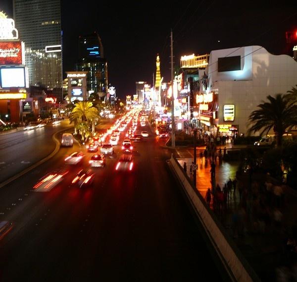 city lights by jammbulator