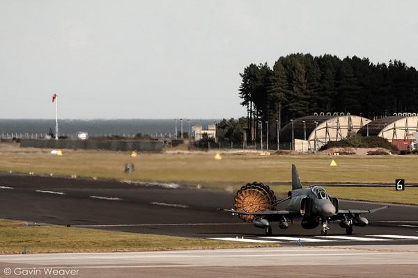 German Airforce F4 Phantom by gaviscon
