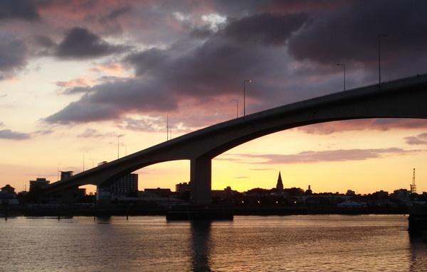 Itchen Bridge by sapphy
