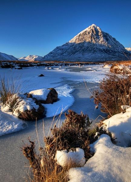 Winter in the Glen by bill33