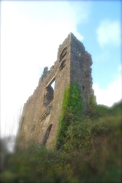 Laugharne Castle by renoops