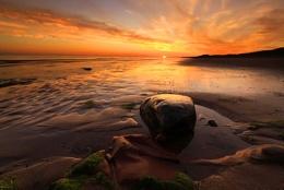Seascale Sunset