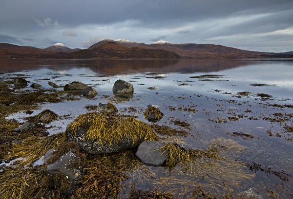 Loch Spelve by sheilac