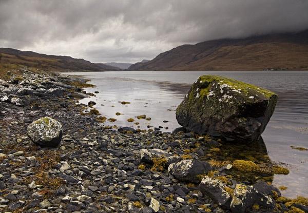 Loch Spelve, Mull by sheilac