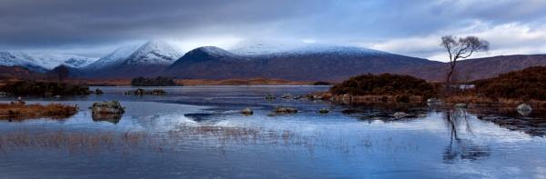 Winter Lochan... by Scottishlandscapes