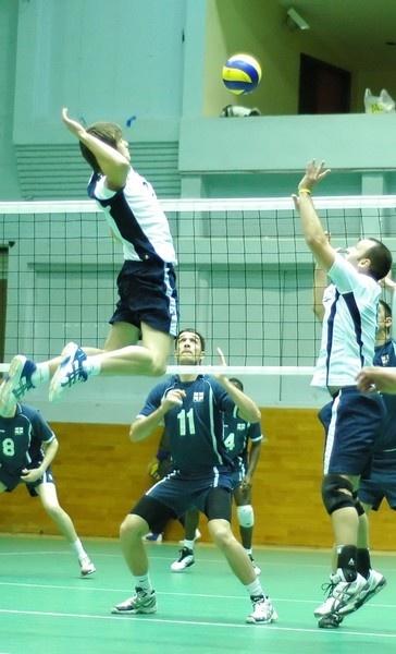 High Jump by setter