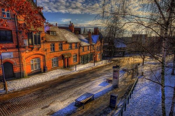 The Street by princezippy