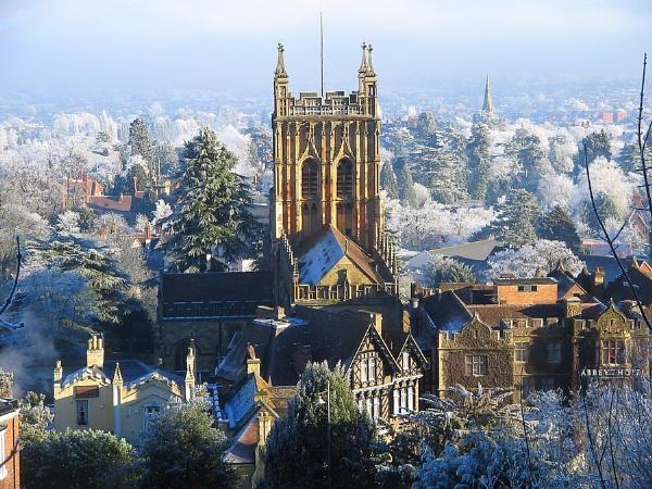 Hard Frost in Malvern by Glostopcat