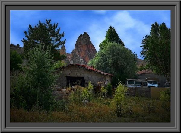 cottage by museebfoto