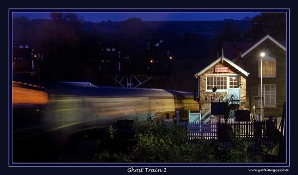 Ghost Train 2 by GlynnisFrith