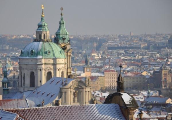 Prague by chrissyste