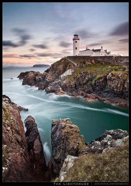 The Lighthouse by garymcparland
