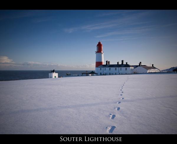 Souter Lighthouse by djjurky