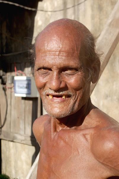 Sri Lankan Workman by TonyDy
