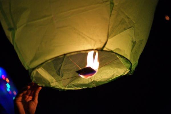 lantern by LazFair
