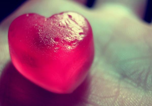 Haribo Heart. by Joscelyne