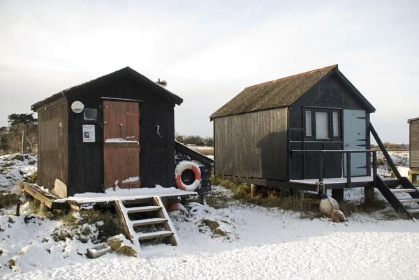 Fishermen\'s Huts by jasonrwl