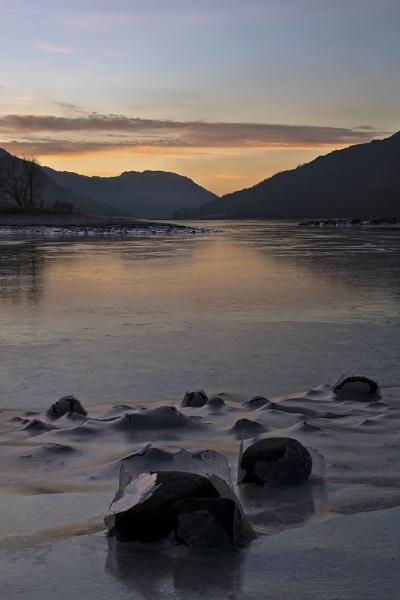 Loch Leven by MelanieB