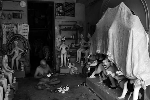 THE GOD MAKER by somnath_chatterjee