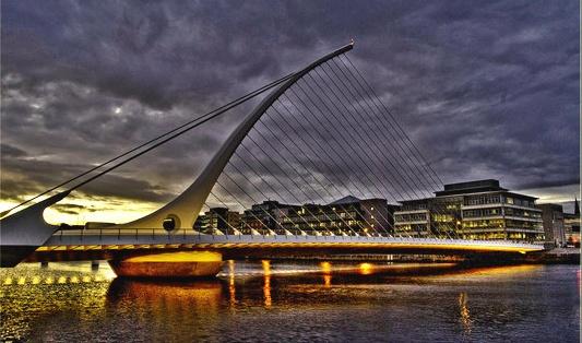 Beckett Bridge in HDR by markst33