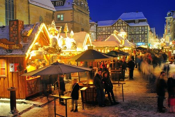 Christmas Market Hameln by gabriel_flr