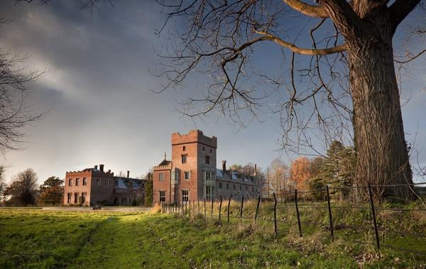 Oxburgh Hall, National trust, Norfolk UK by MartynFordham