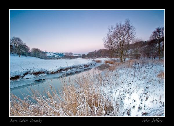 River Calder by petejeff